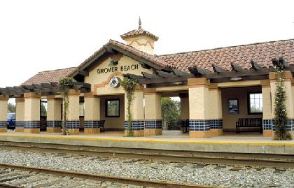 Grover Beach Train Station