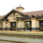 Grover Beach Train Station - Highway 1 & W. Grand Avenue