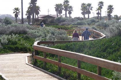 Thumbs Up Beach Boardwalk