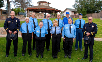 Police Department Volunteers