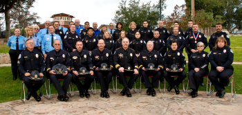 City of Grover Beach Police Department Staff